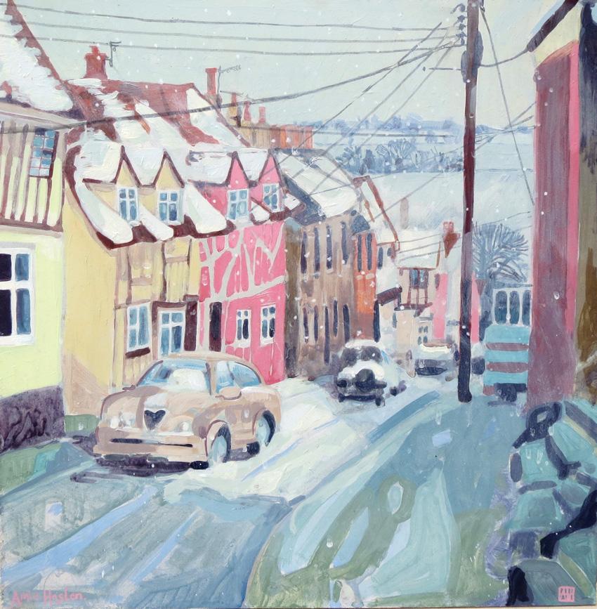 Snowy Prentice Street