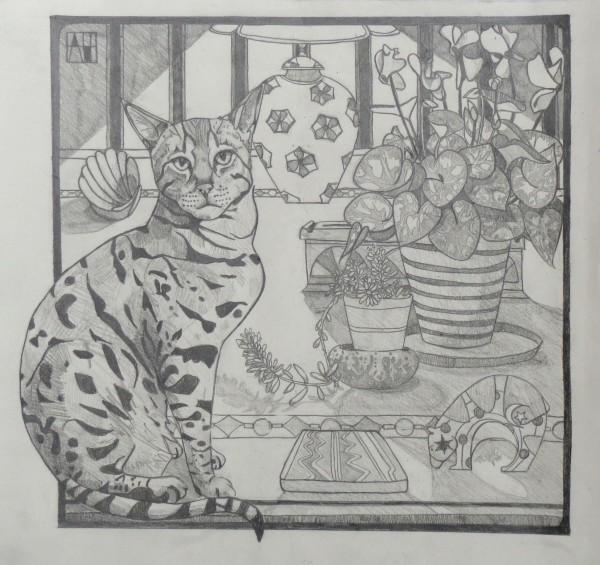 Ruben drawing