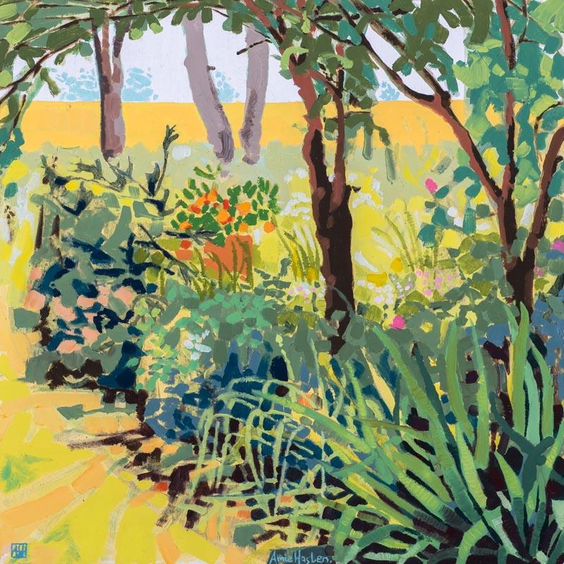 Shaded Garden 1